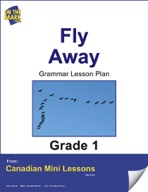 Fly Away Grammar Lesson Gr. 1