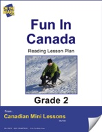 Fun in Canada Reading Lesson Gr. 2