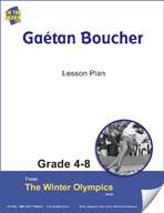 Gaétan Boucher Gr. 4-8 Lesson Plan