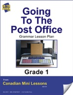 Going to the Post Office Grammar Lesson Gr. 1