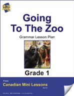 Going to the Zoo Grammar Lesson Gr. 1