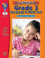 Grade 3 Language and Math Test: Student and Parent Guide