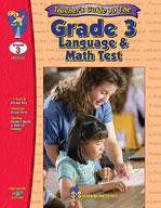 Grade 3 Test Teacher Guide