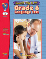 Grade 6 Language Test: Teacher Guide