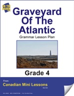 Graveyard of the Atlantic Writing and Grammar Lesson Gr. 4
