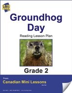Groundhog Day Reading Lesson Gr. 2