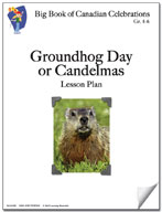 Groundhog Day or Candelmas Lesson Plan