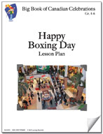 Happy Boxing Day Lesson Plan