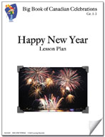 Happy New Year Lesson Plan