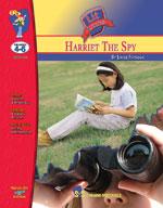 Harriet The Spy: Novel Study Guide