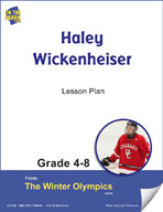 Hayley Wickenheiser Gr. 4-8 Lesson Plan