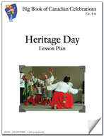 Heritage Day Lesson Plan