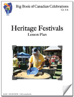 Heritage Festivals Lesson Plan