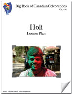 Holi Lesson Plan