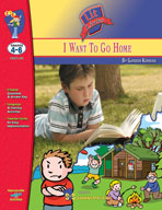 I Want To Go Home: Novel Study Guide