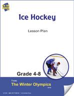 Ice Hockey Gr. 4-8 Lesson Plan