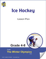 Ice Hockey Gr. 4-8 Lesson Plan