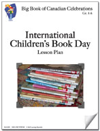 International Children's Book Day Lesson Plan