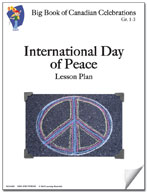 International Day of Peace Lesson Plan