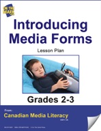 Introducing Media Forms Lesson Plan Gr. 2-3