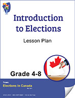Introduction to Elections Grades 4 to 8 (e-lesson plan)