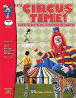 It's Circus Time