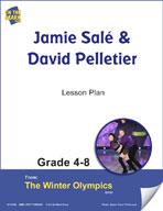 Jamie Sal'Äö√†√'¬¨¬© and David Pelletier Gr. 4-8 Lesson Plan