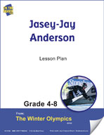 Jasey-Jay Anderson Gr. 4-8 Lesson Plan