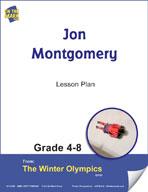 Jon Montgomery Gr. 4-8 Lesson Plan