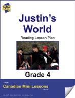 Justin's World Reading Lesson Gr. 4