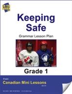 Keeping Safe Grammar Lesson Gr. 1