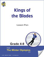 Kings of the Blades Gr. 4-8 Lesson Plan