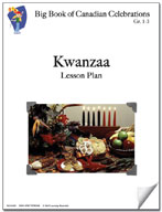 Kwanzaa Lesson Plan