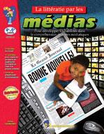 La litteratie pas les medias (Grades 4-6) (Enhanced eBook)