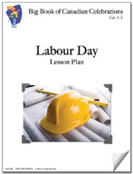 Labour Day Lesson Plan