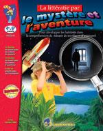 Le mystere et l'aventure (Grades 4-6) [Enhanced eBook]