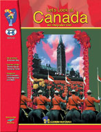 Let's Look at Canada Gr. 4-6 (Enhanced eBook)