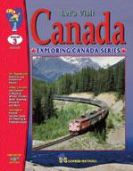 Let's Visit Canada  Gr. 3