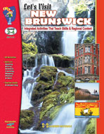 Let's Visit New Brunswick Gr. 2-4