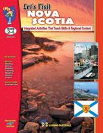 Let's Visit Nova Scotia Gr. 2-4