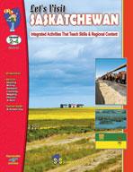 Let's Visit Saskatchewan Gr. 2-4