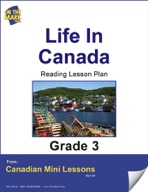Life in Canada Reading Lesson Gr. 3