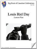 Louis Riel Day Lesson Plan