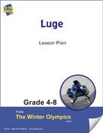Luge Gr. 4-8 Lesson Plan