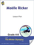Maelle Ricker Gr. 4-8 Lesson Plan