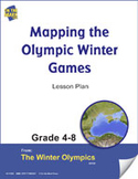 Mapping the Olympic Winter Games Gr. 4-8 Lesson Plan