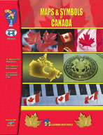 Maps and Symbols of Canada
