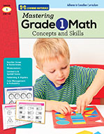 Mastering Grade 1 Math: Concepts & Skills (eBook)
