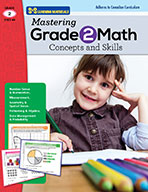 Mastering Grade 2 Math: Concepts & Skills (Enhancec eBook)