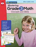 Mastering Grade 3 Math: Concepts & Skills (eBook)